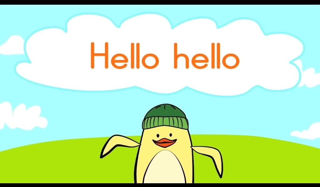 Canción: Hello Hello