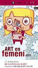 ART en femení 2011