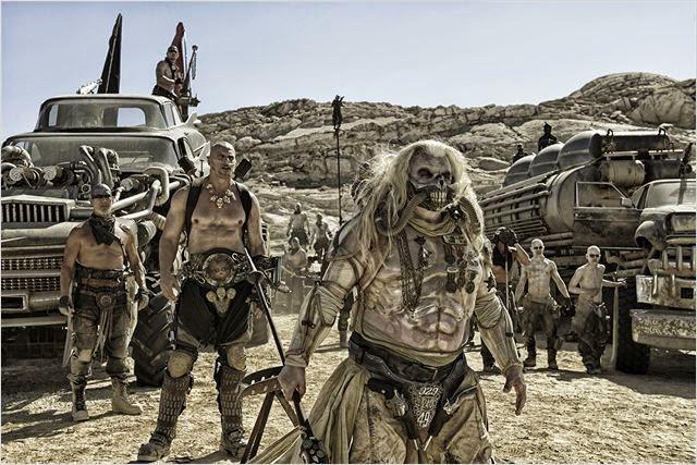 El malo de Mad Max: Furia en la Carretera