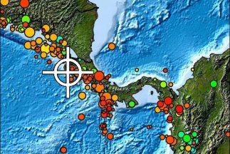 Alerta de Tsunami en Mexico Guatemala Costa Rica Panama 2012 Terremoto miércoles 5 setiembre