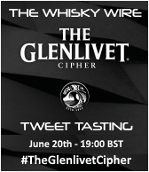 The Glenlivet Cipher Tweet Tasting