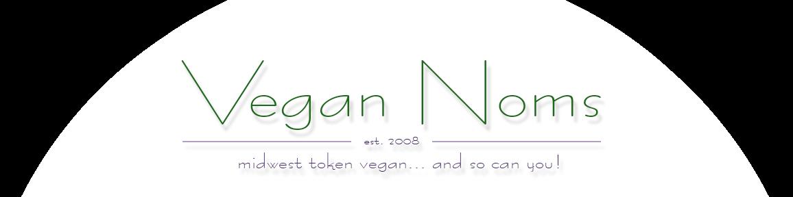 <center>Vegan Noms</center>