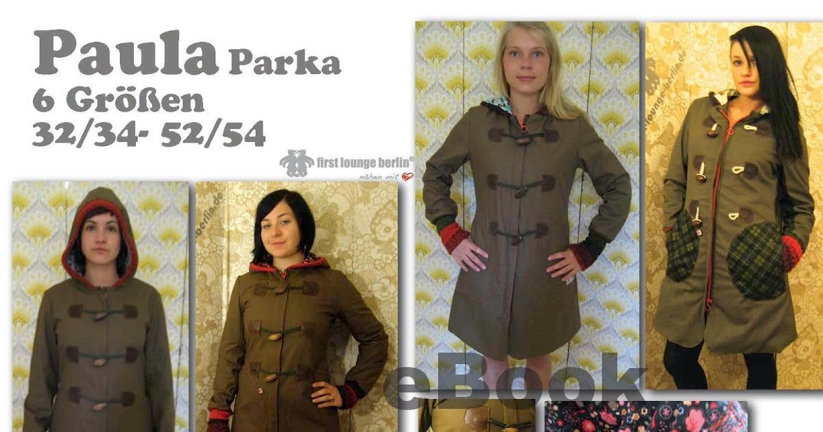 first lounge berlin: Paula Parka