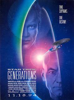 Star Trek: La Próxima Generación Poster