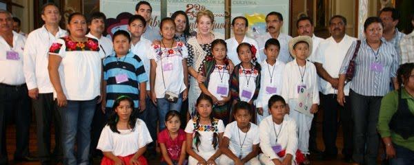Educaciòn Intercultural en el Veracruz Diverso