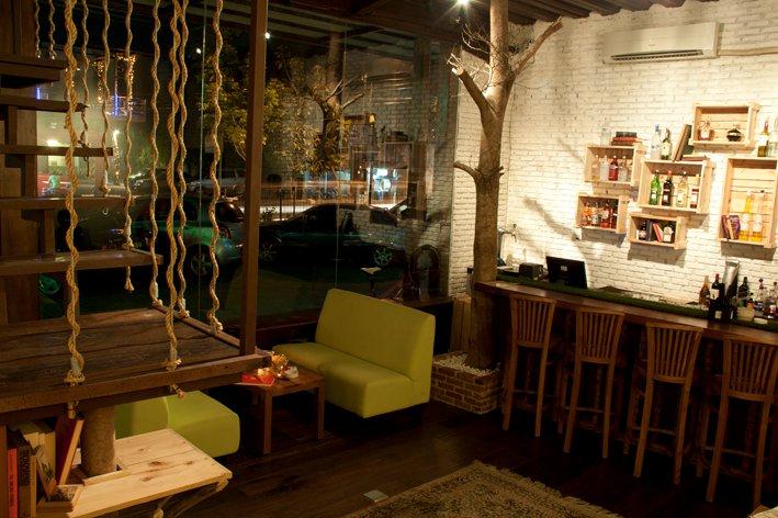 Tree House Jakarta Tree House Café is an