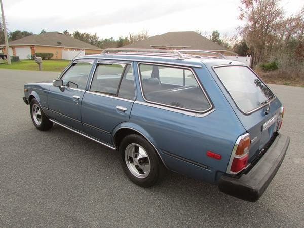 1980 toyota corona station wagon auto restorationice. Black Bedroom Furniture Sets. Home Design Ideas