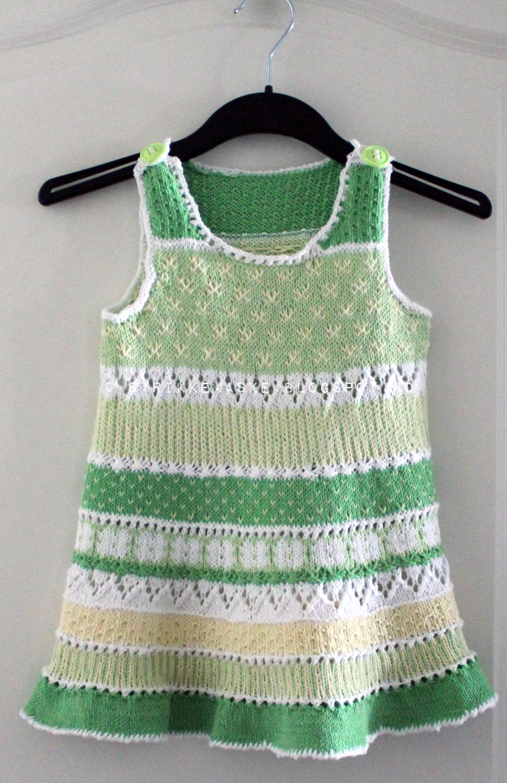 PT- Kjolen i grønt