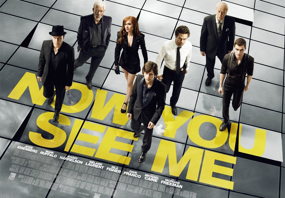 Now You See Me: Final Preview
