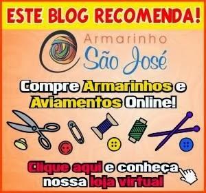 Parceria Armarinho São José!!!!