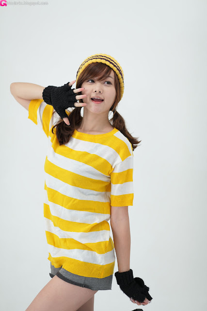 5 Jung Se On - Cute Yellow-very cute asian girl-girlcute4u.blogspot.com