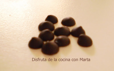 Pepitas de chocolate