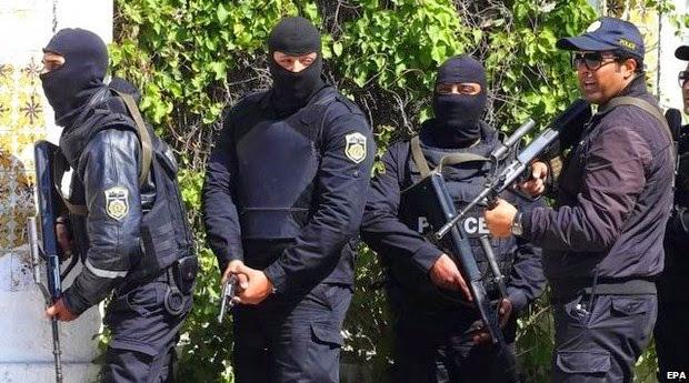 Penembakan Serangan Teroris di Museum Bardo Tunisia