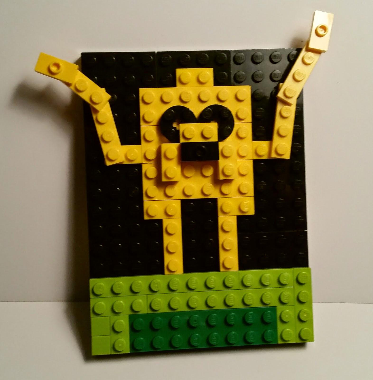 Homemade Lego Advent Calendar 2014: Recap