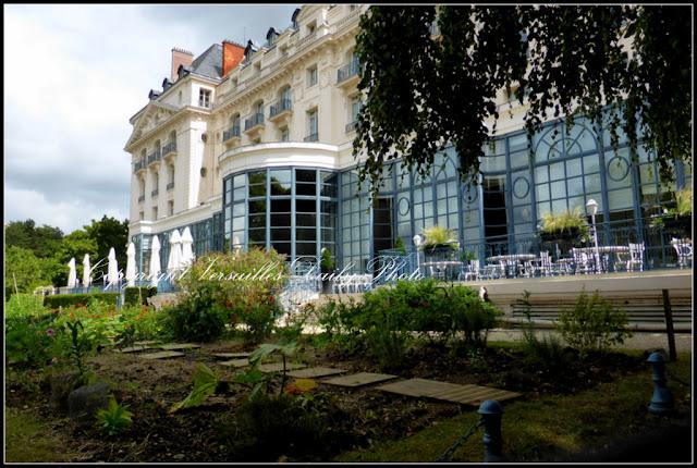 Trianon Palace Versailles la Véranda