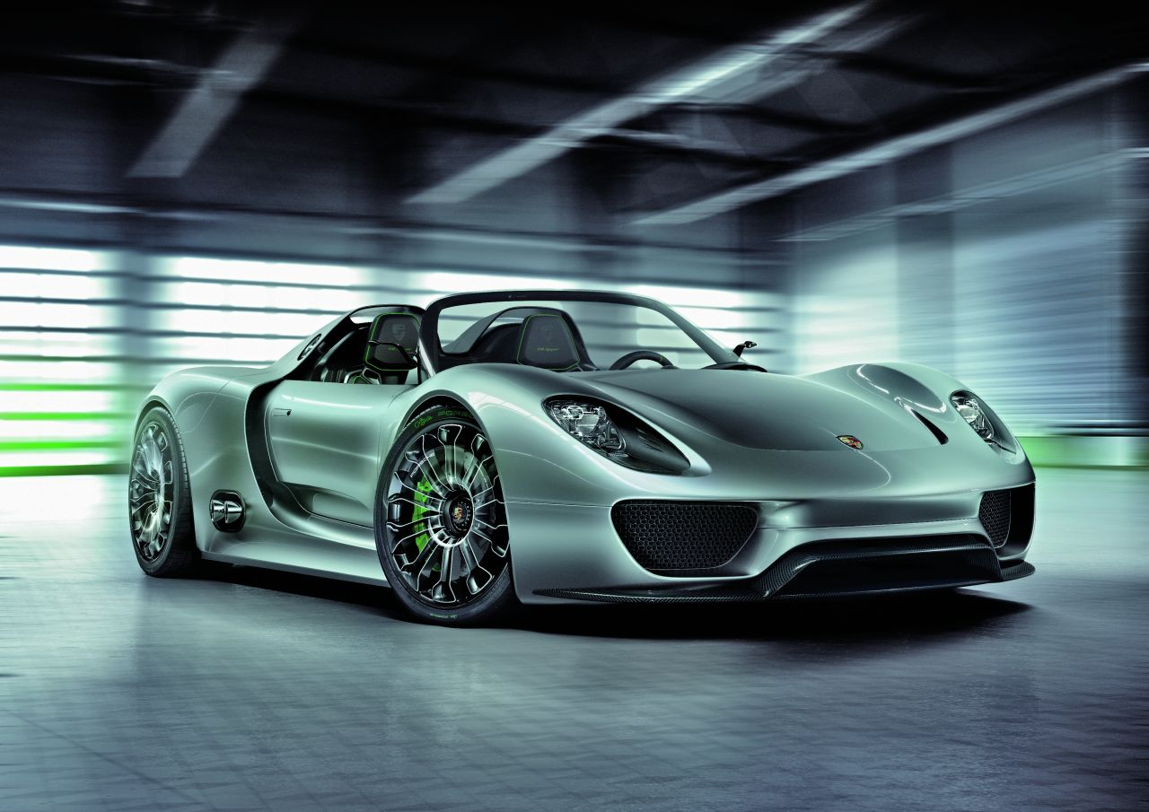 porsche 918 spyder not cias auto. Black Bedroom Furniture Sets. Home Design Ideas