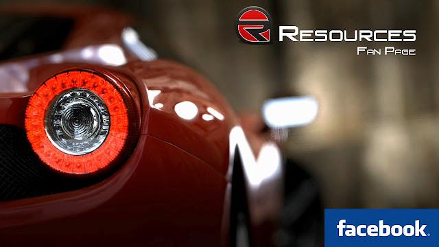 Cartel nueva página en Facebook rFactor