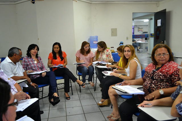 SEDUC faz capacitação para o alinhamento dos trabalhos às diretrizes curriculares