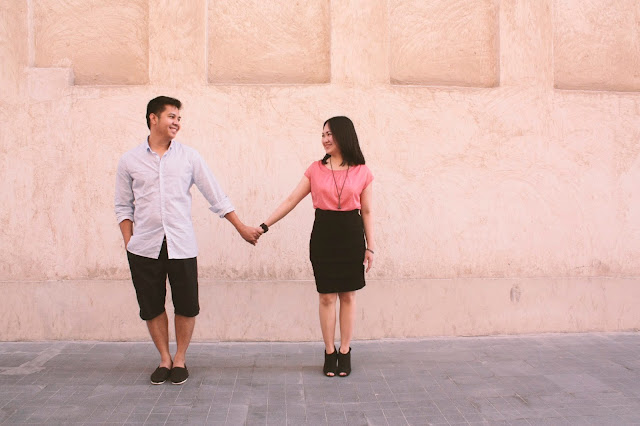 Qatar Pre-wedding Photography