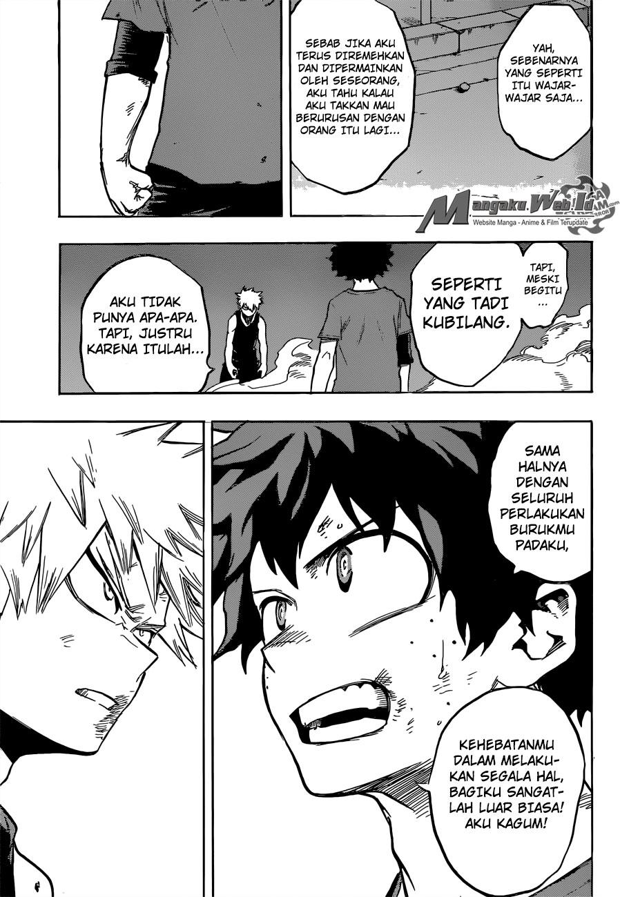 Boku no Hero Academia Chapter 119-13