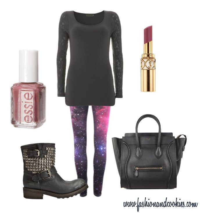 universe leggings outfit