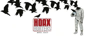 Image Comics Hoax Hunters Options Screen Rights
