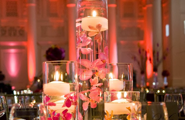 Modern decor ideas stunning receptions wedding decorations