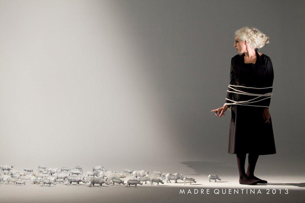 MADRE QUENTINA: Proyecto de Video Arte