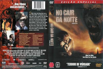 No Cair Da Noite DVD Capa