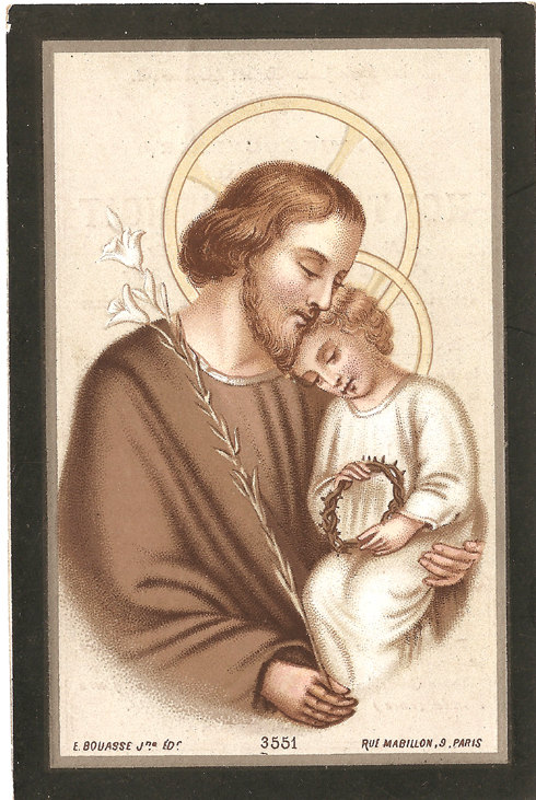 St. Joseph ~ Pray For Us!