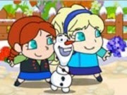 Frozen Elsa Save Olaf