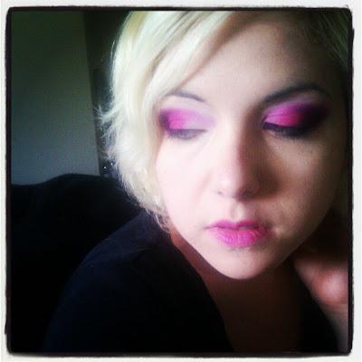 Maquillage inspiration bonbons acidulés