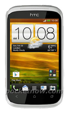 HTC Wildfire C- Golf Specifications leaked