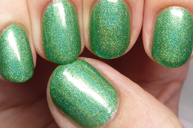 Grace-full Nail Polish Exuberant Elf