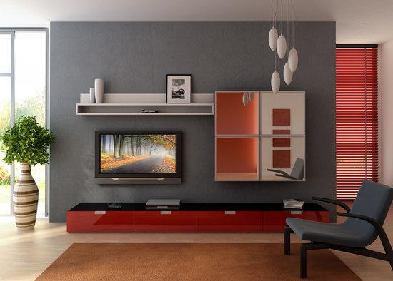Dekorasi yang menarik untuk ruang tamu sempit, ada idea?