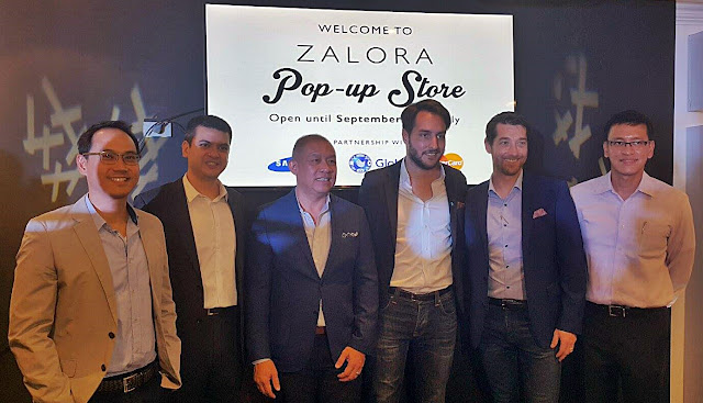 Globe Telecom Beefs Up Content Partnership Portfolio With Collaboration With Zalora Philippines