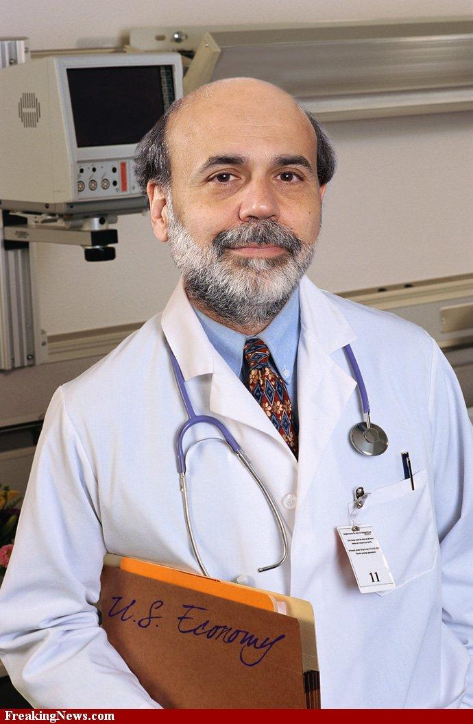 Bernanke Dissertation