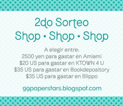 [Sorteo] Shop • Shop • Shop Ver.2