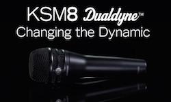 Video: Shure KSM8