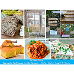 Party On The Porch:  for the Senses - Style, Sight, Smell & Taste