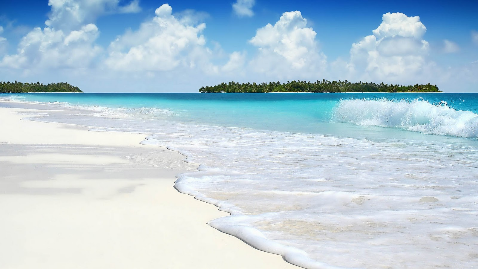 20+ Free Beach Sea Wallpapers HD Download