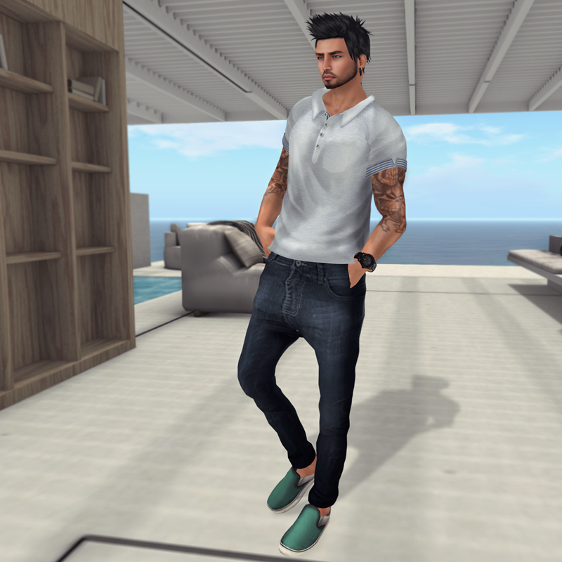 UrbaN MaaN: LOTD #65 - NEW The Mens DEPT and Hair Fair 2012