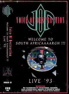 Voice of Destruction, Death Metal from South Africa, Voice of Destruction Death Metal from South Africa