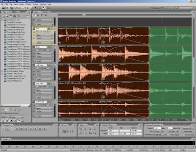 Adobe Audition 3.0 - Sequenciador da Adobe agora é gratuito