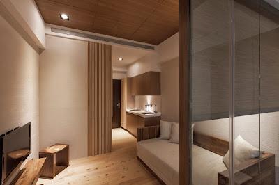 Interior rumah gaya jepang modern 13