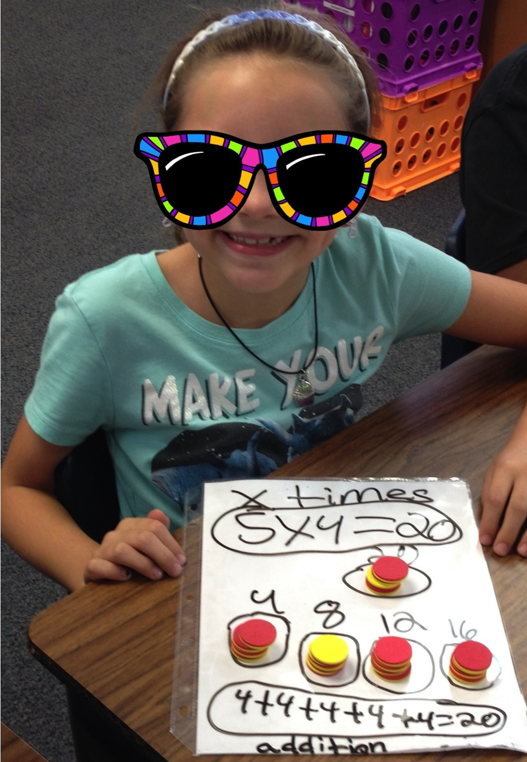 Multiplication Formative Assessment - Light Bulbs and Laughter Blog