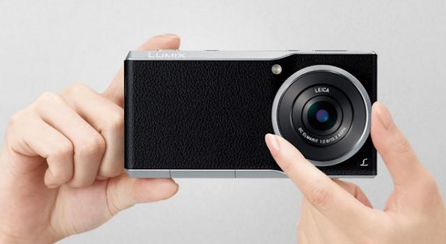 Kamera Panasonic Lumix DMC-CM10
