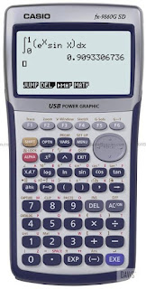 Emulator Casio FX-9860G SD Calculator