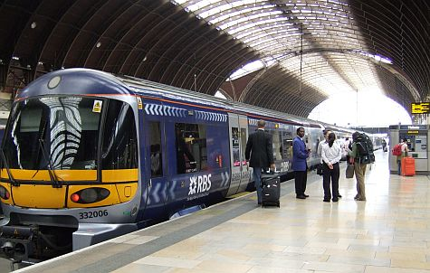 COOL IMAGES: Heathrow Express