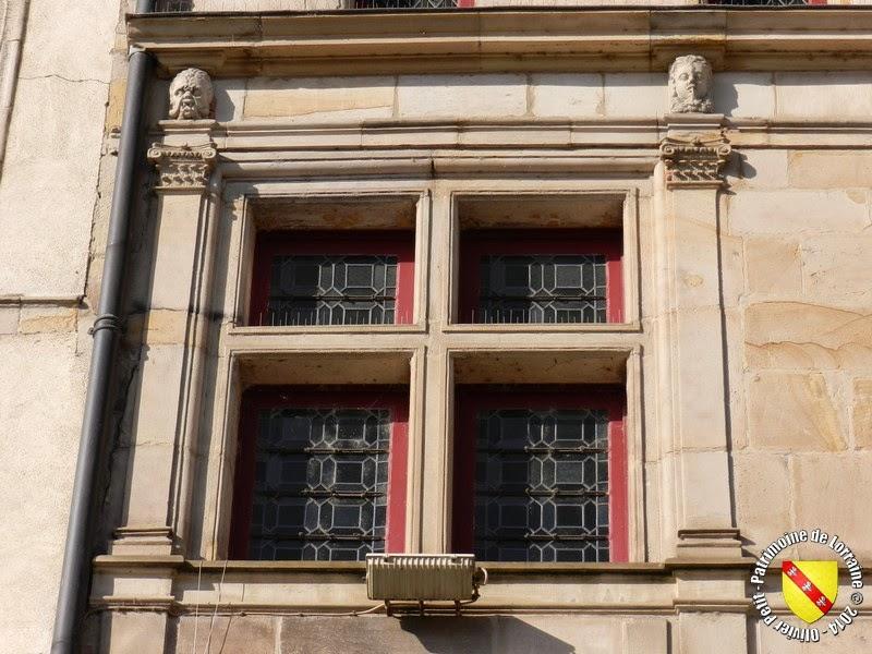 EPINAL (88) - Maison Geninet (dite du Bailli)